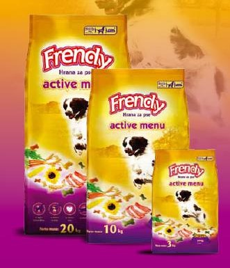 frendy active pack