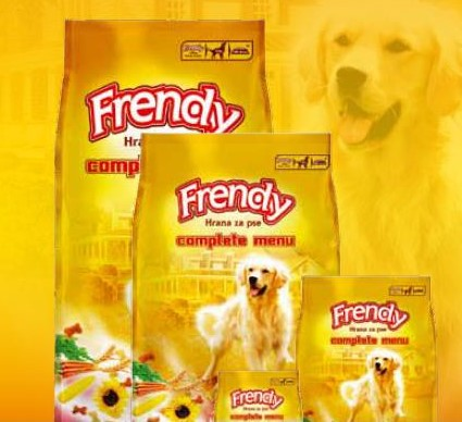 frendy complete pack