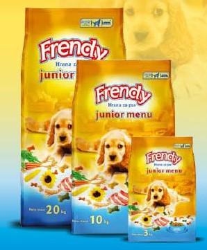 frendy junior pack